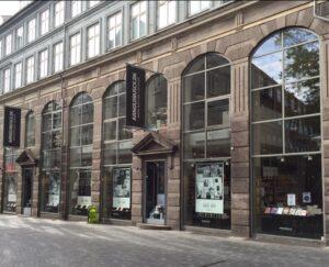 Arnold Busck Købmagergade - facade