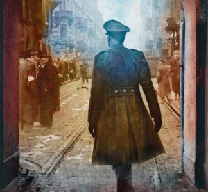 cover billedet til bind 3 i venner og fjender serien
