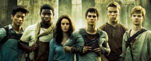 6 hovedpersoner fra Maze Runner