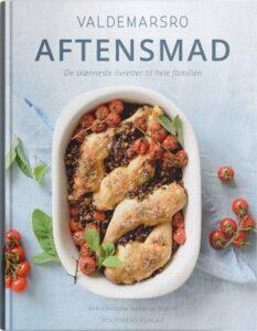 bog med mad på forsiden