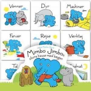 Et billede af en masse elefanter